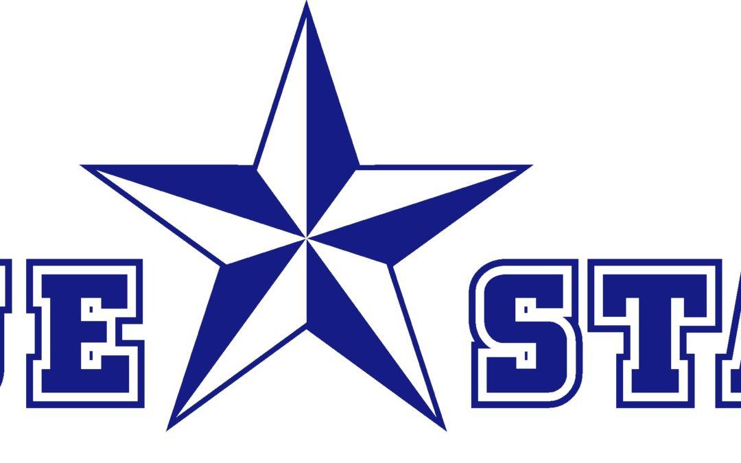 zeigt das Logo der Rostock Baltic Blue Stars