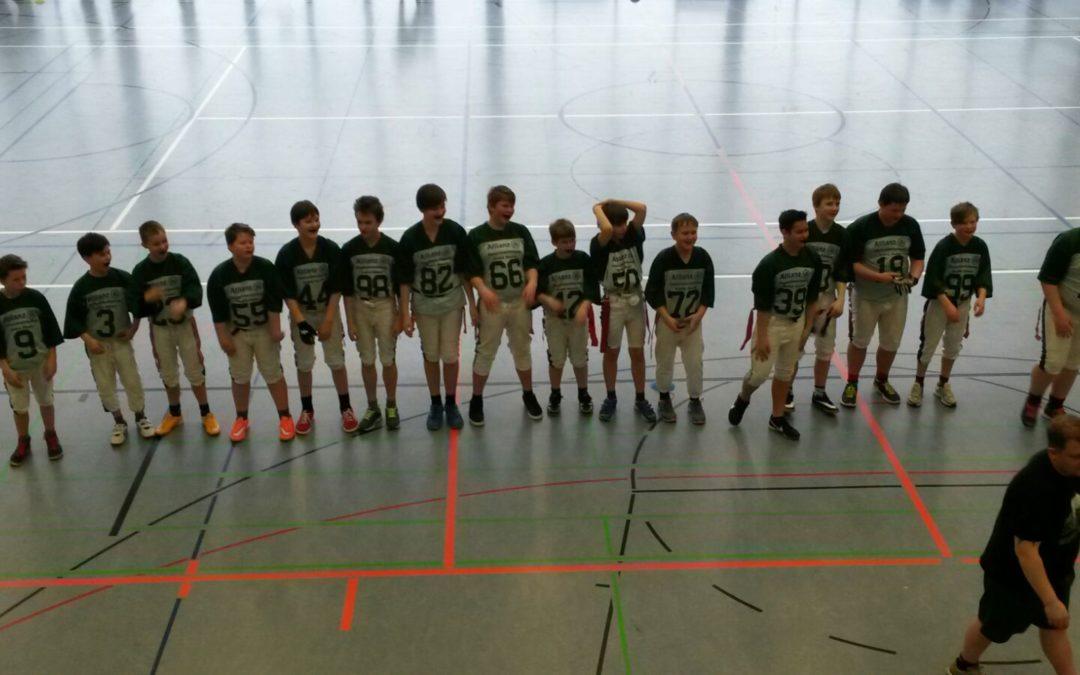 Royals Indoor Junior Flag Bowl 2016