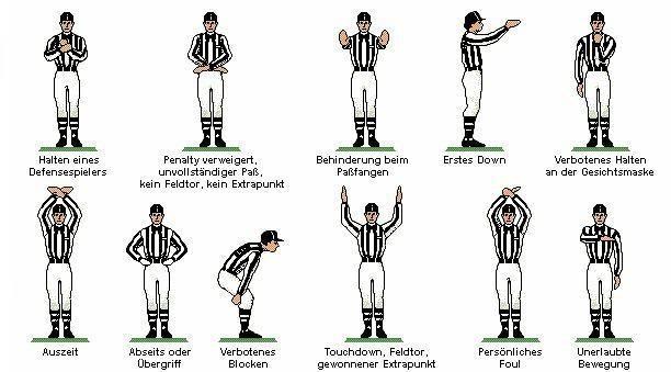 Schiedsrichter im American Football