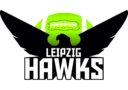 zeigt das Logo der Leipzig Hawks