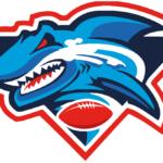 zeigt das Logo der Neubrandenburg Tollense Sharks