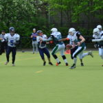 Bullets vs Indigos Junior Tackle 07.05.2017 Spielszene Offense