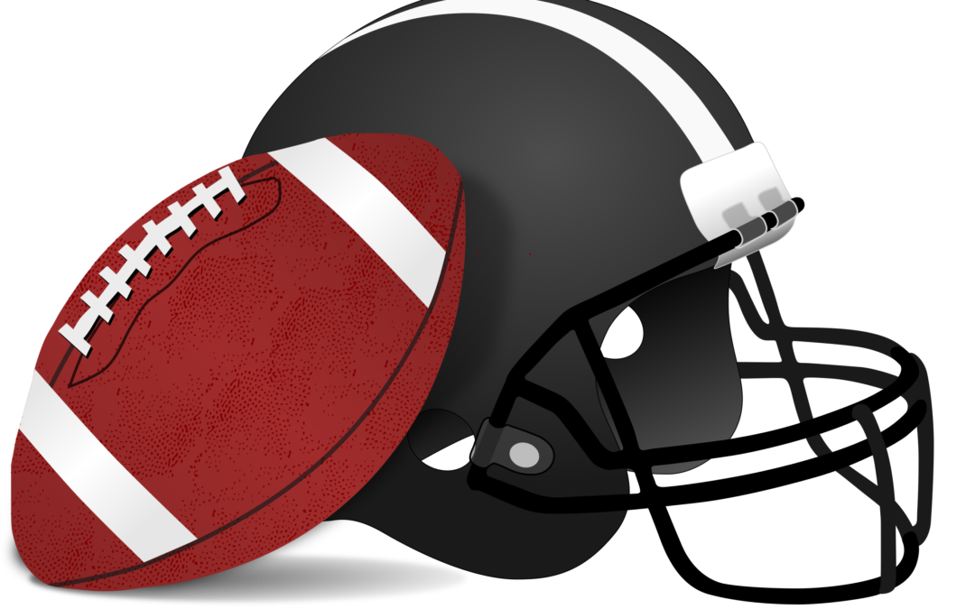 Openclipart Football und Helm