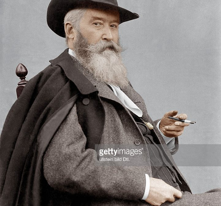 Wilhelm Busch ©Getty Images
