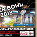 Super Bowl 2018 im Play Off Marzahn
