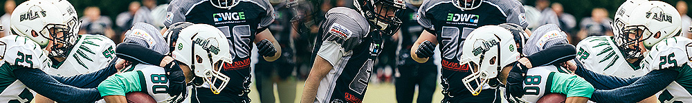 American Football in Marzahn-Hellersdorf