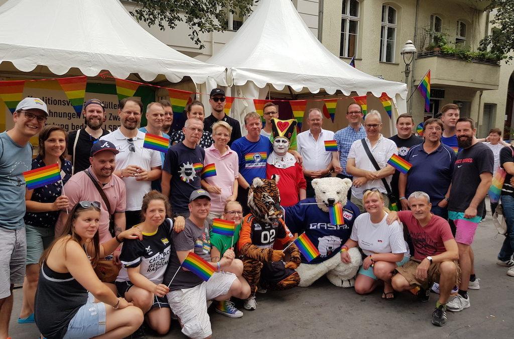1. LSVD Sportempfang beim LS Stadtfest - Gruppenfoto ©LSVD