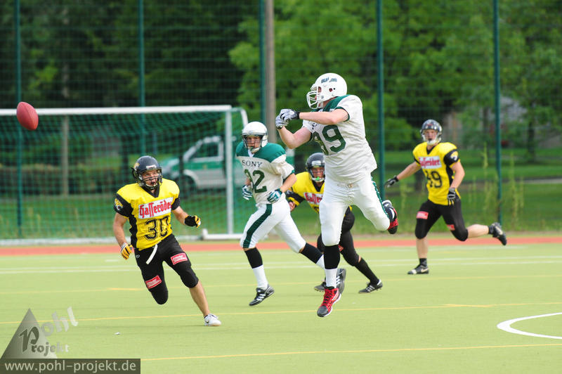 Berlin Bullets vs Wernigerode Mountain Tigers vom 02.09.2012 – Bilder pohl-projekt