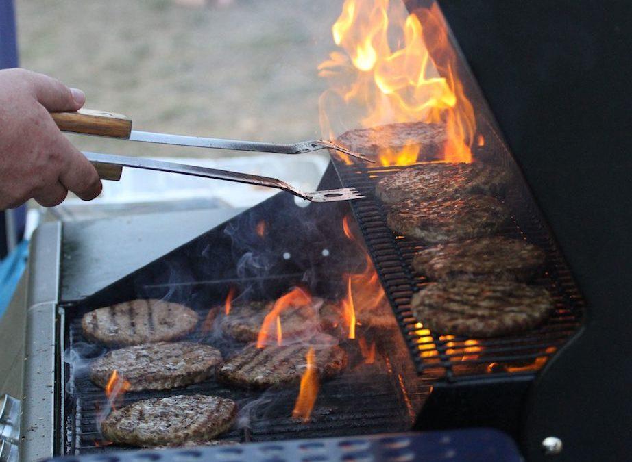 Nachholspiel und Season-out BBQ