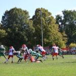 Falken vs Bullets A-Jugend Playoff Halbfinale 29.09.2018 ©Heino Springmann 7